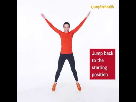 Day 6: The Standard Jumping Jacks