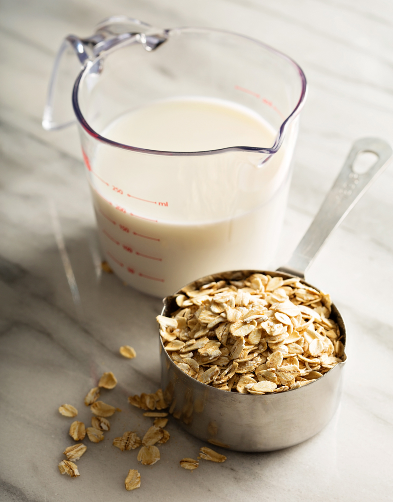 hbp-and-hypertension-foods-oatmeal