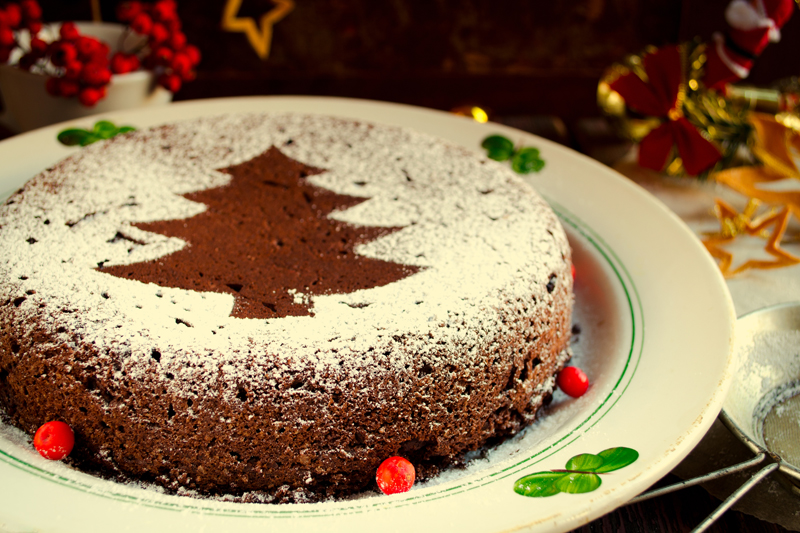 deserts-for-diabetics-christmas-cake