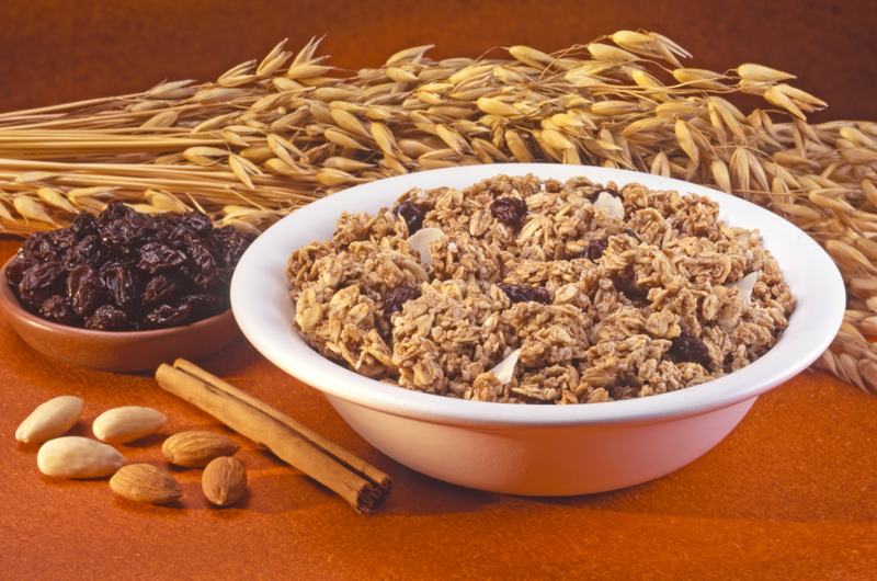 foods-with-sugar-granola