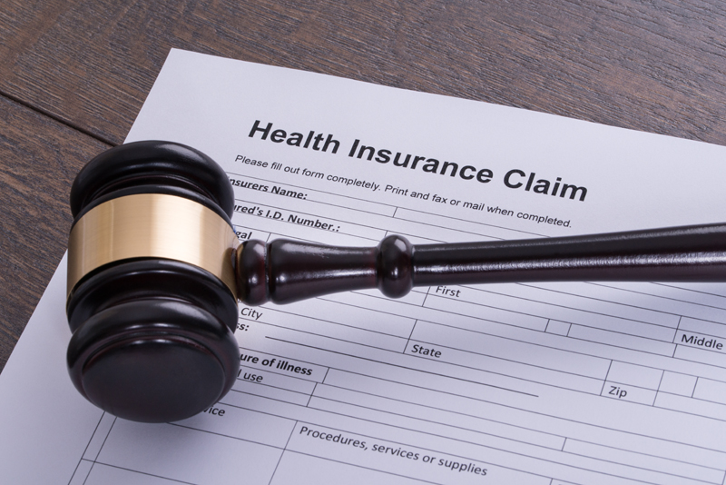 Tax Saving on health insurance claim settlement