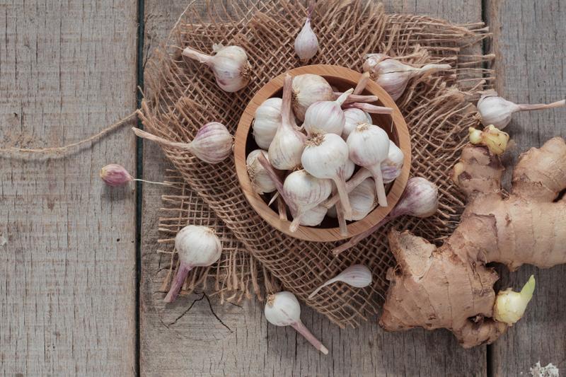 food-for-asthmatics-ginger-garlic