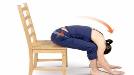 5 Yoga Poses That Seniors Can Do in a Chair - Paschimottana