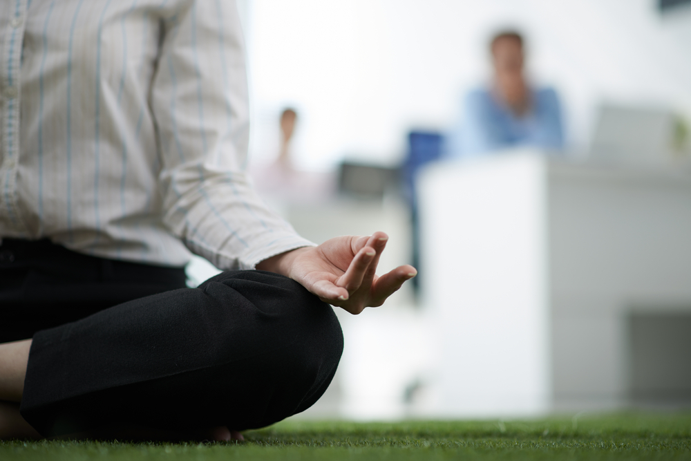 6 Yoga Postures to Master at the Office Desk - Activ Together by Aditya Birla