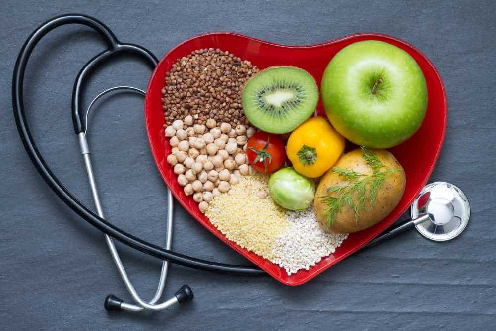 purpose of heart healthy diet