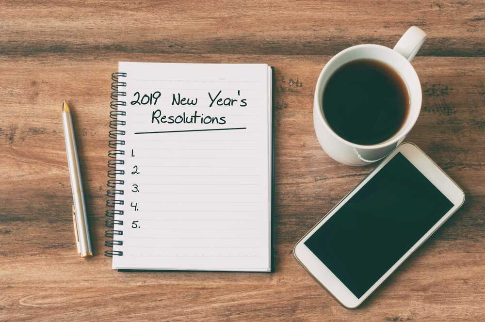 New Year Resolutions - Activ Living