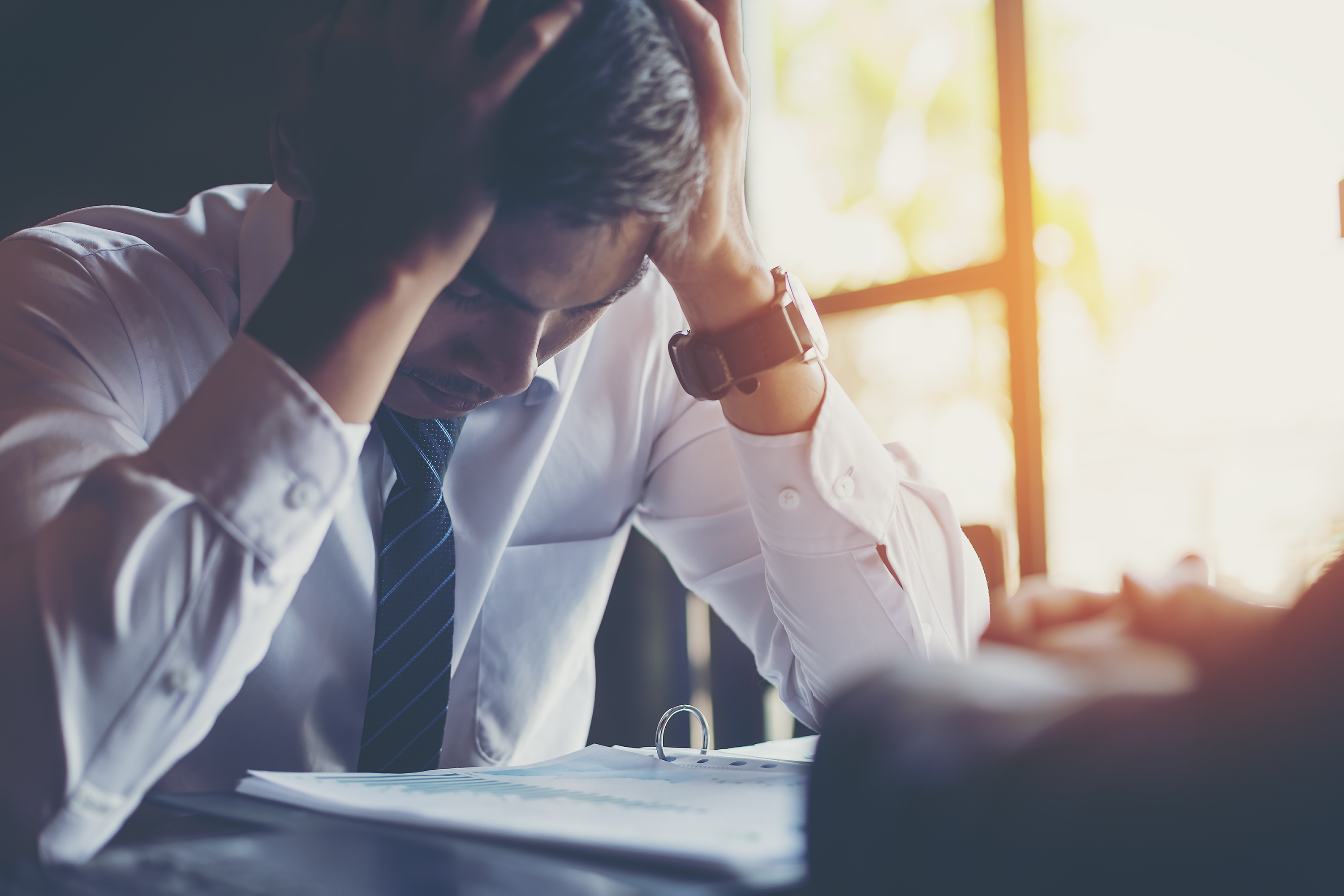 Adverse Effects of Stress