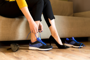How Sitting Posture Affects Running Performance