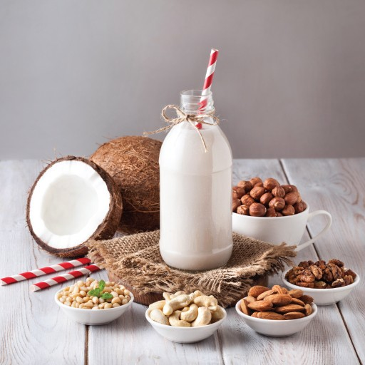 Vegan Substitutes To Milk and Milk Products_Blog
