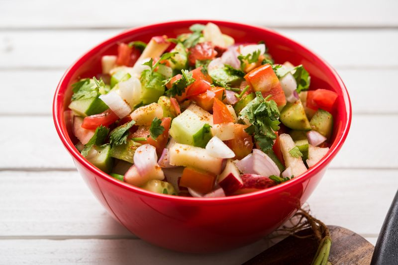 Kachumbar Salad - Activ Living