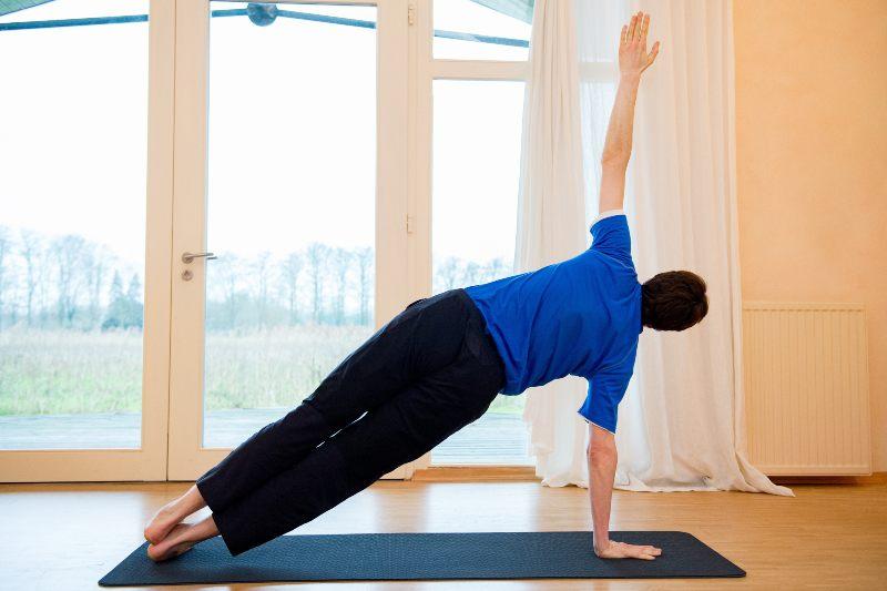 Side Plank - Activ Living