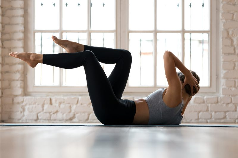 Bicycle Crunches - Activ Living