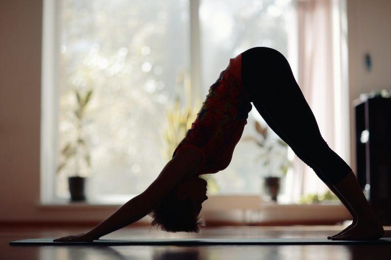 Yoga Burns Calories - Activ Living