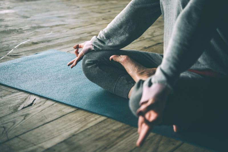 Yoga Builds Focus - Activ Living