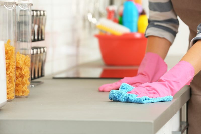 Disinfect Your Kitchen - Activ Living