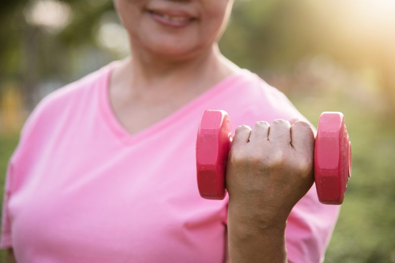 Upper Body Workouts With Lightweights - Activ Living