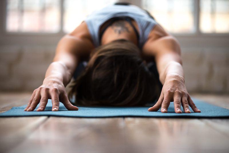 Yin Yoga - Activ Living