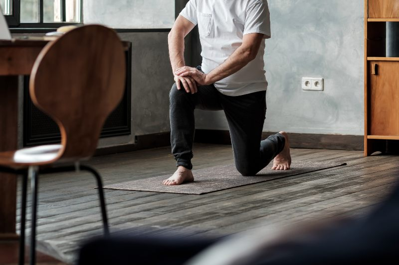 Keeping strength and flexibility intact while growing older