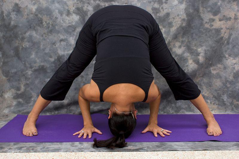 Wide-Legged Forward Bend - Activ Living