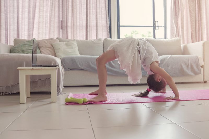 Yoga enhances physical and mental functions in children