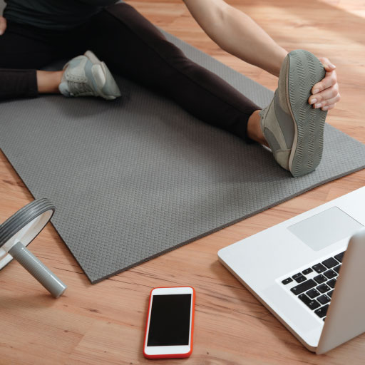 Benefits of virtual group workout