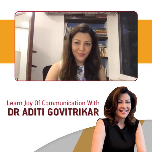 Aditi Govtrikar- Helath from Home