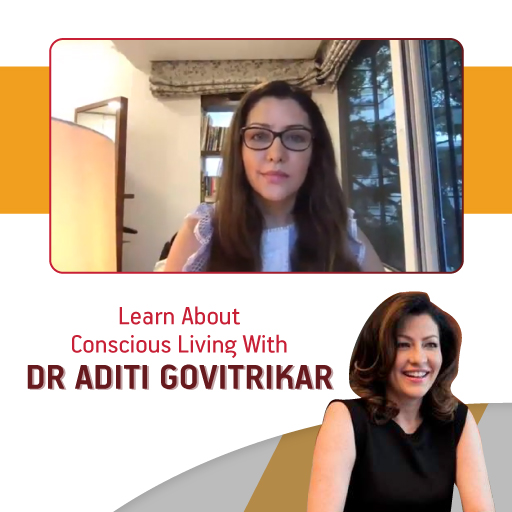 Aditi Govitrikar- Health From Home