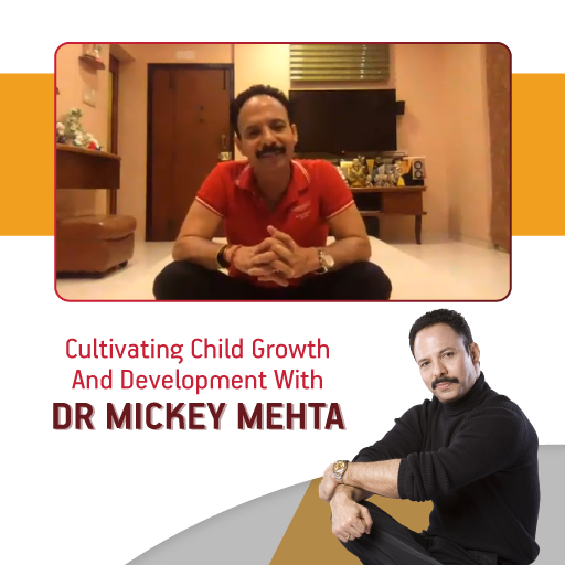 Dr Mickey Mehta- Health From Home