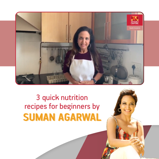 Suman Agarwal- Helath from Home
