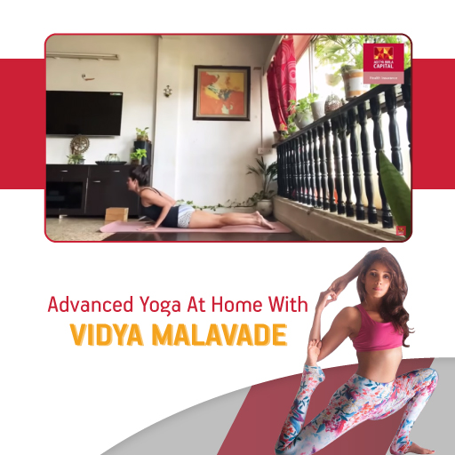 Advanced Yoga At Home- Activ Dayz
