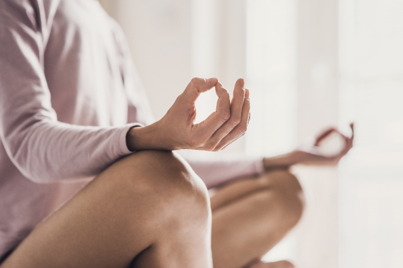 Maintain Your Posture In Meditation- Activ Living