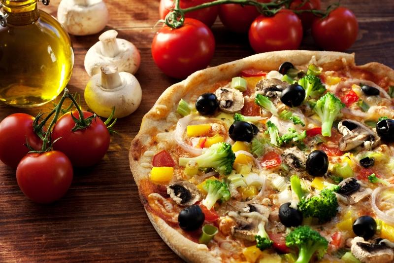 Healthy Multigrain Pizza- Activ Living