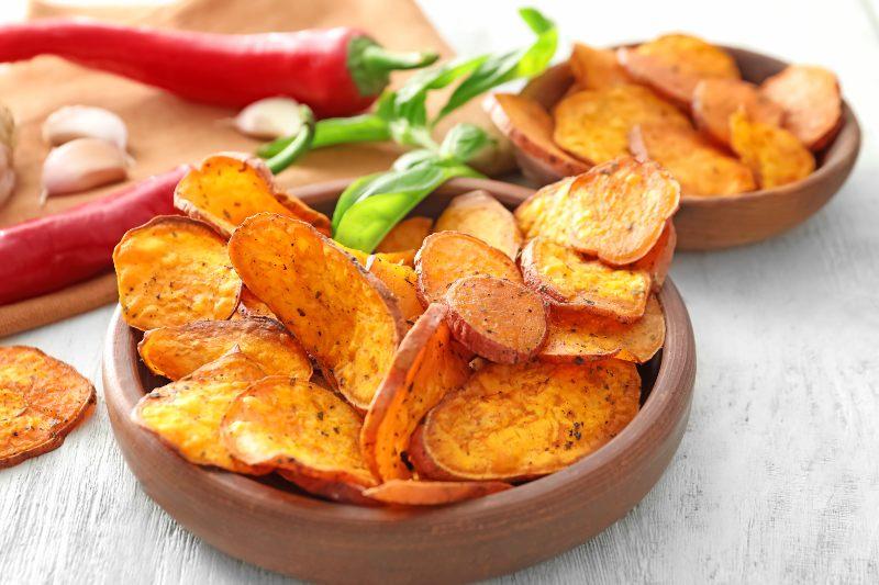 Sweet Potato Chips- Activ Living