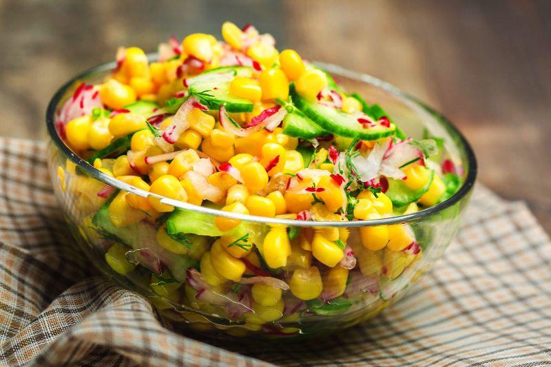 Sweet Corn Cups- Activ Living