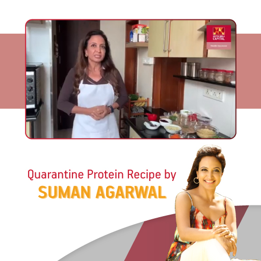 Suman Agarwal- Health From Home