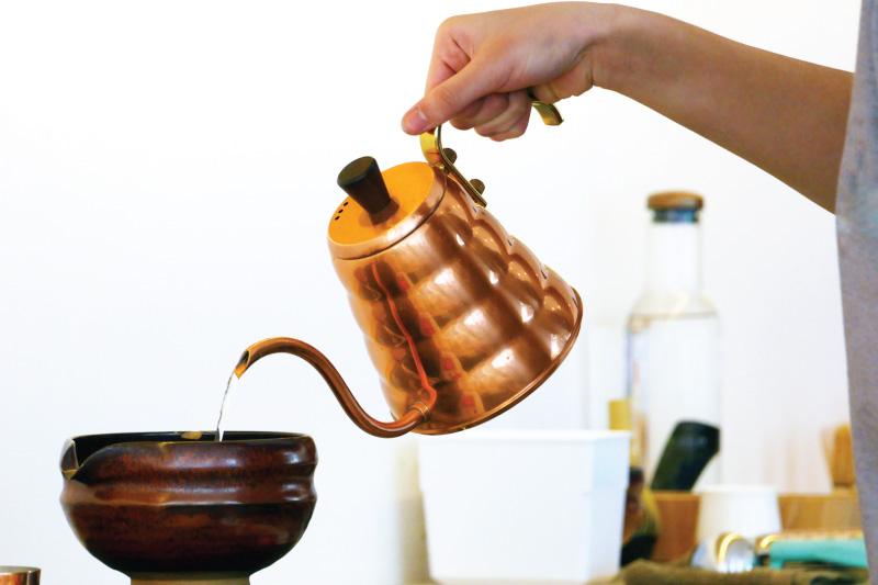 Drink Copper Water Activ Living