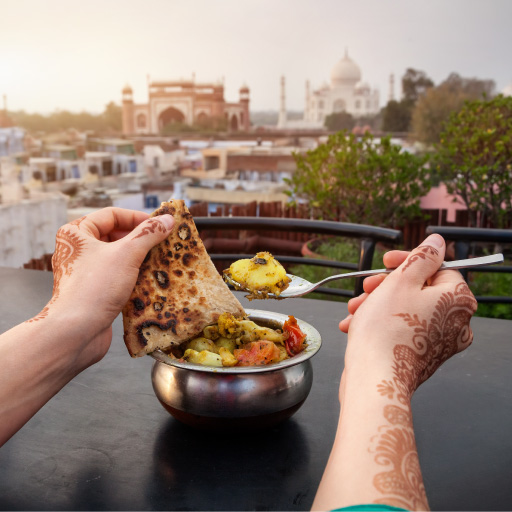 Healthy Indian Food For Fitness Activ Living