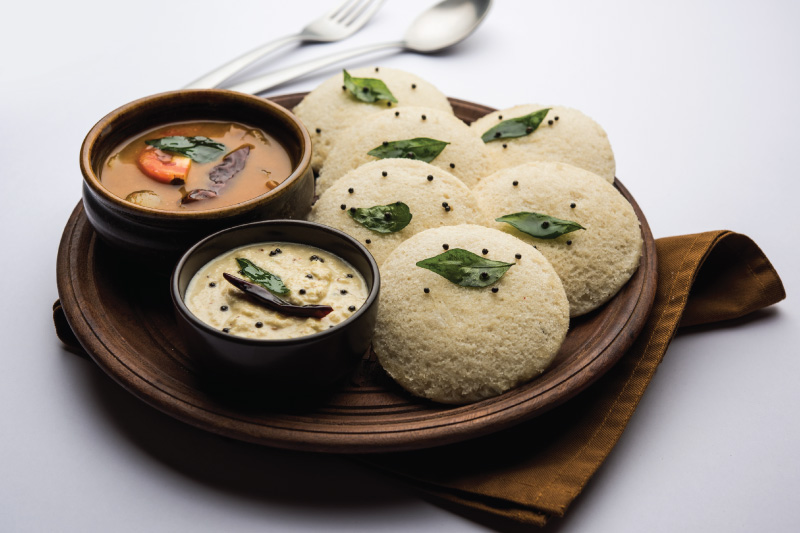 Brown Rice Idli Activ Living