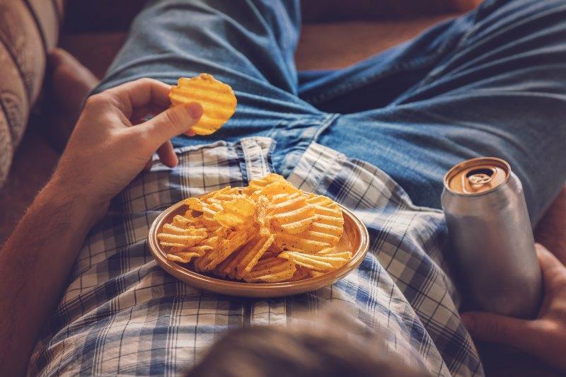 Dont binge watch or eat- Activ Living