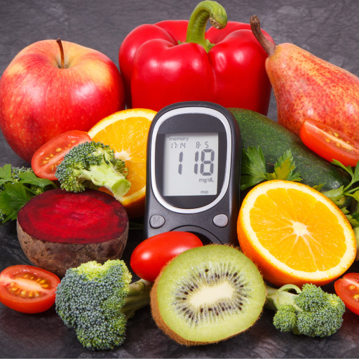 Fruits and Veggies for Diabetes- Activ living
