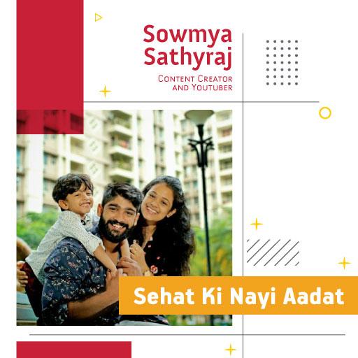 Sowmya Sathyaraj Journey- Activ Living