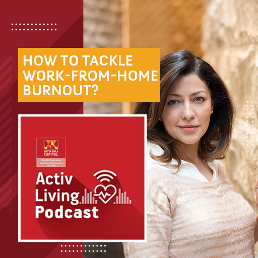 Work From Home Burnout- Activ Living