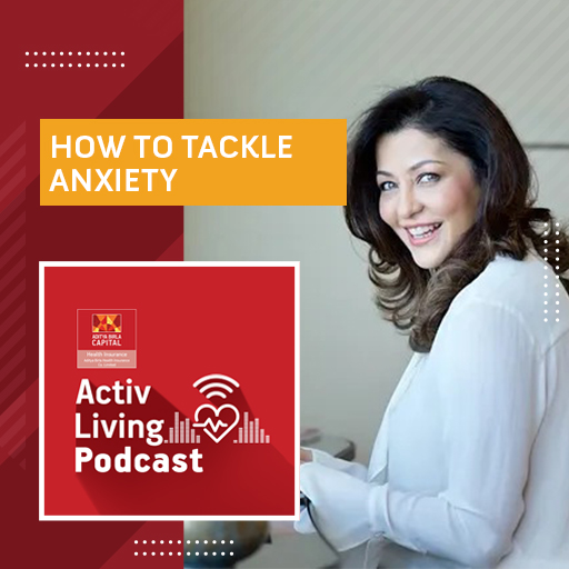 Hoe To Deal With Anxiety- Activ Living