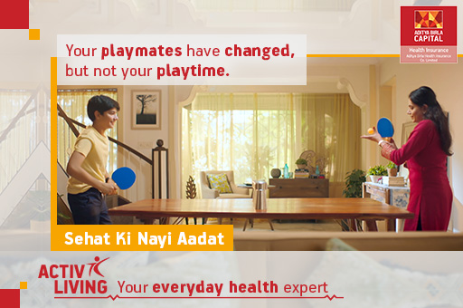 SehatKiNayiAadat with Activ Living - your everyday health expert!