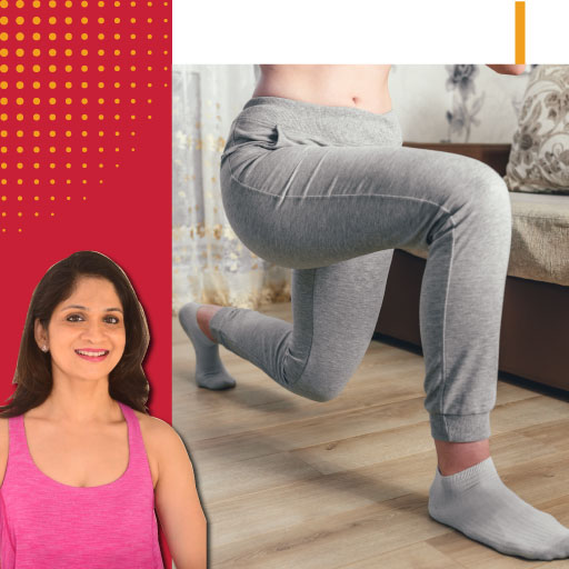 Cardio Yoga by Shalini Bhargava- Activ Living