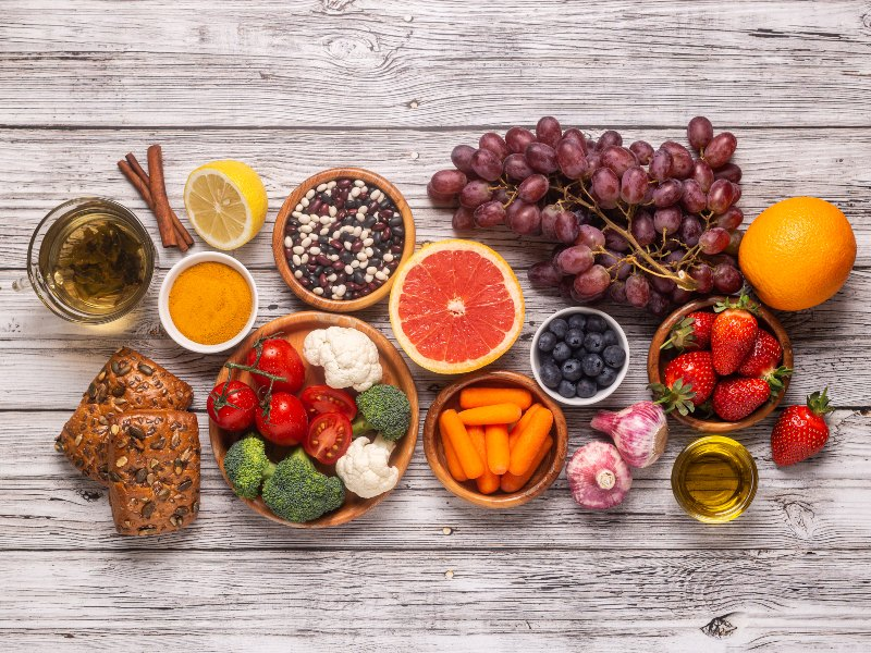 Foods to include in cancer diet- Activ Living