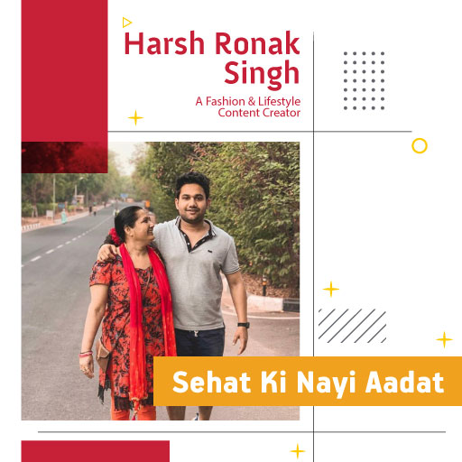 Harsh Ronak SIngh- Activ Living