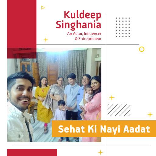 Kuldeep Singhania- Activ Living
