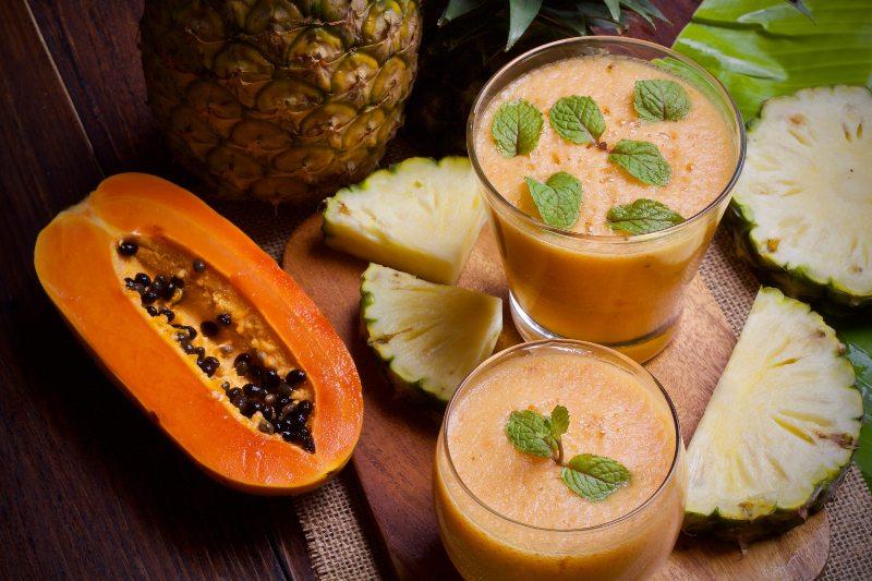 Papaya Smoothie- Activ living