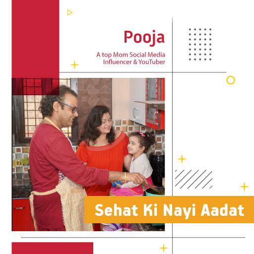 Pooja- Activ Living